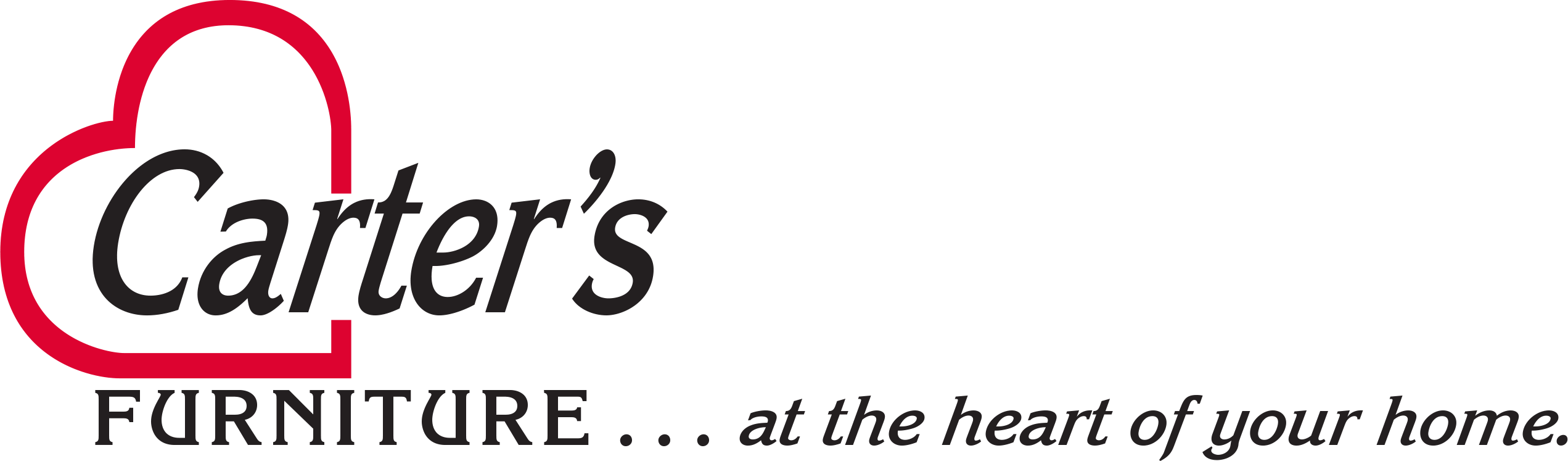 Carter's Furniture Logo